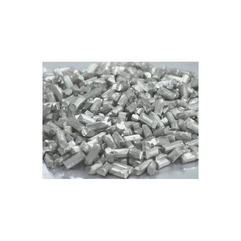 Lithium høj renhed 99,9% metalelement Li 3 granulat, sjældne metaller