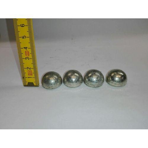 Ren tin Sn 99,9% loddemetalsstænger figurer støbestang 25gr-5 kg,  Sjældne metaller