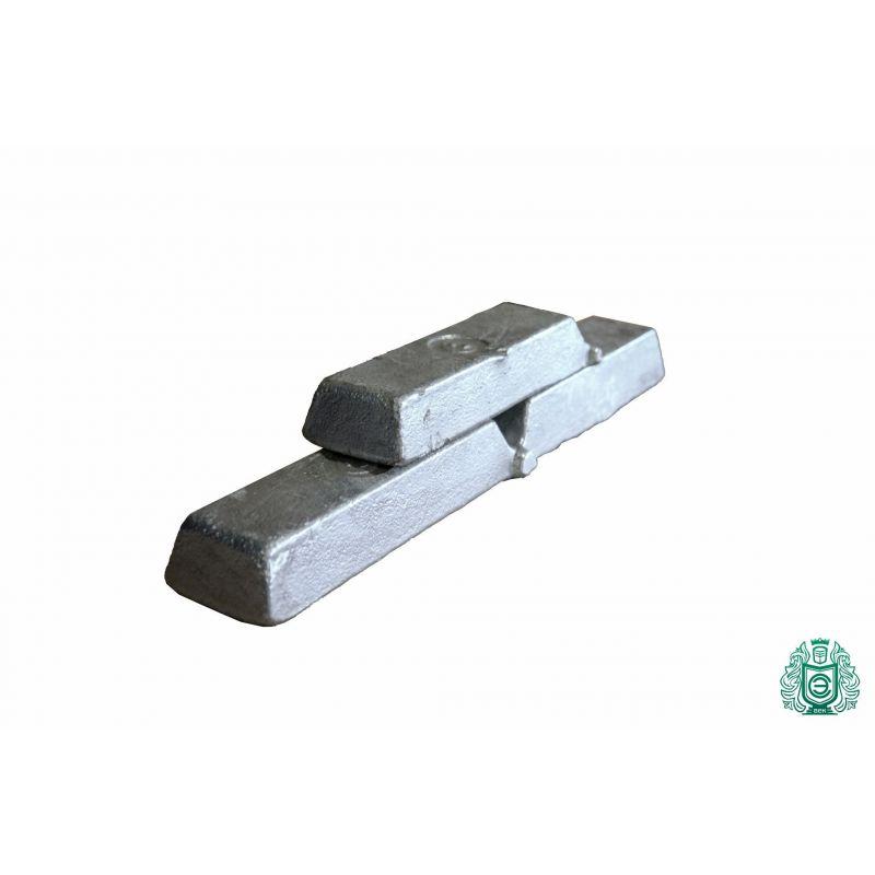 Aluminiumstænger 100gr-5,0 kg 99,9% AlMg1 støbt aluminiumsstænger aluminiumsstænger,  aluminium