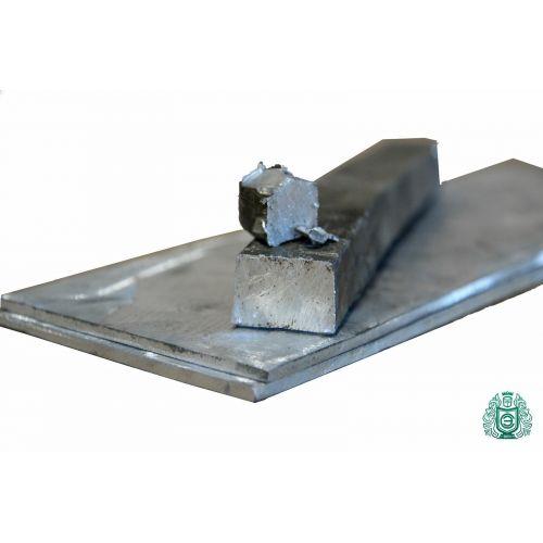 Cadmium Element 48 CD Renhed 99,95% Ren Metal Ingot 10gr-5kg Metalblokke, Metaller Sjældne