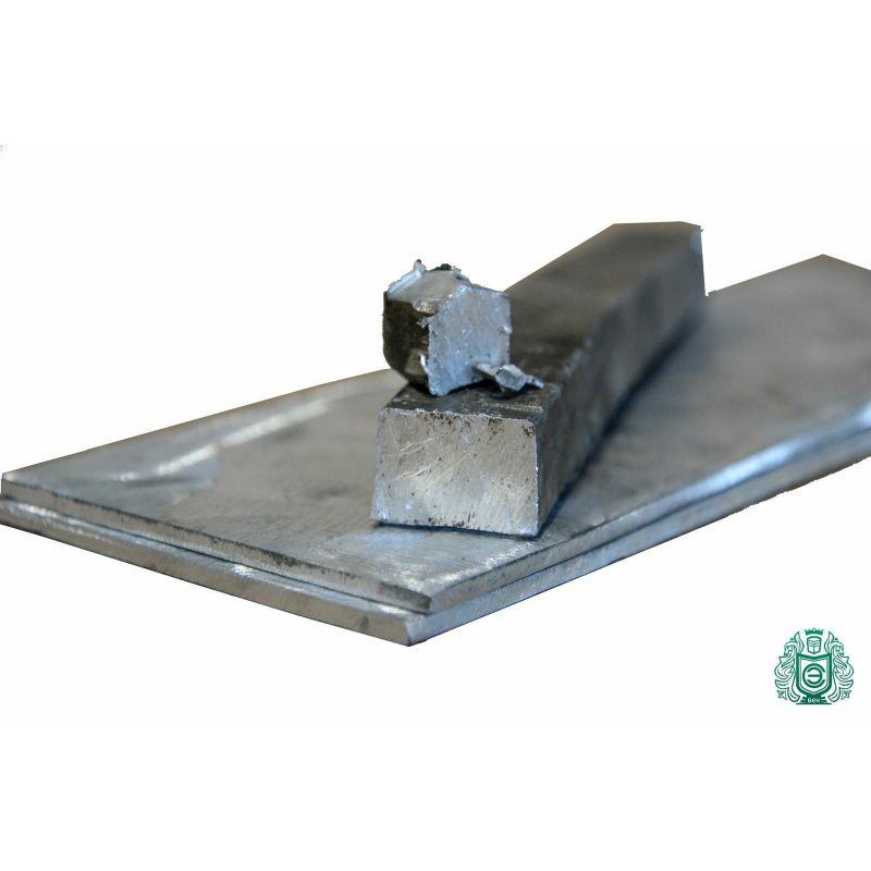 Kadmium Element 48 CD Renhed 99,95% Clean Metal Ingot 10gr-5 kg metalblokke,  Sjældne metaller