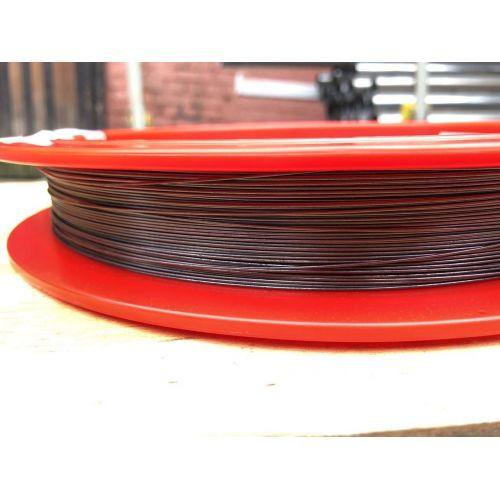 Wolframtråd Ø0.1-1.5mm 99,95% rent metal inch skåret pære 1-50 meter, Sjældne metaller