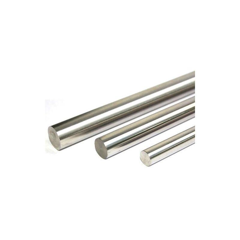 Wolframstang Ø2-120mm 99,9% rent metalelement 74 Wolfram, wolfram