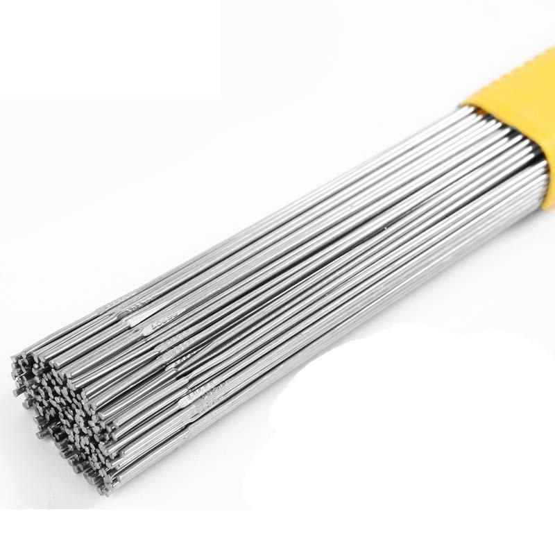 Svejseelektroder Ø 0,8-5 mm svejsetråd rustfrit stål TIG 1.4370 307 svejserør,  rustfrit stål