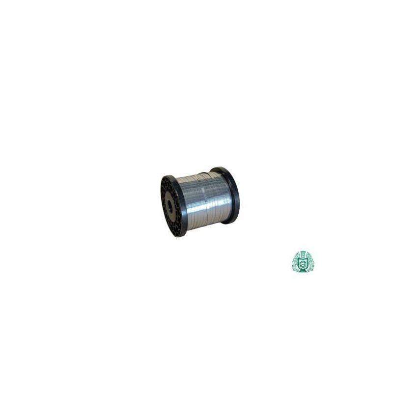 Rustfrit stål båndplade metalbånd fladtråd 0,4x45mm, 0,8x20mm V2A 1.4301 304 bånd, rustfrit stål