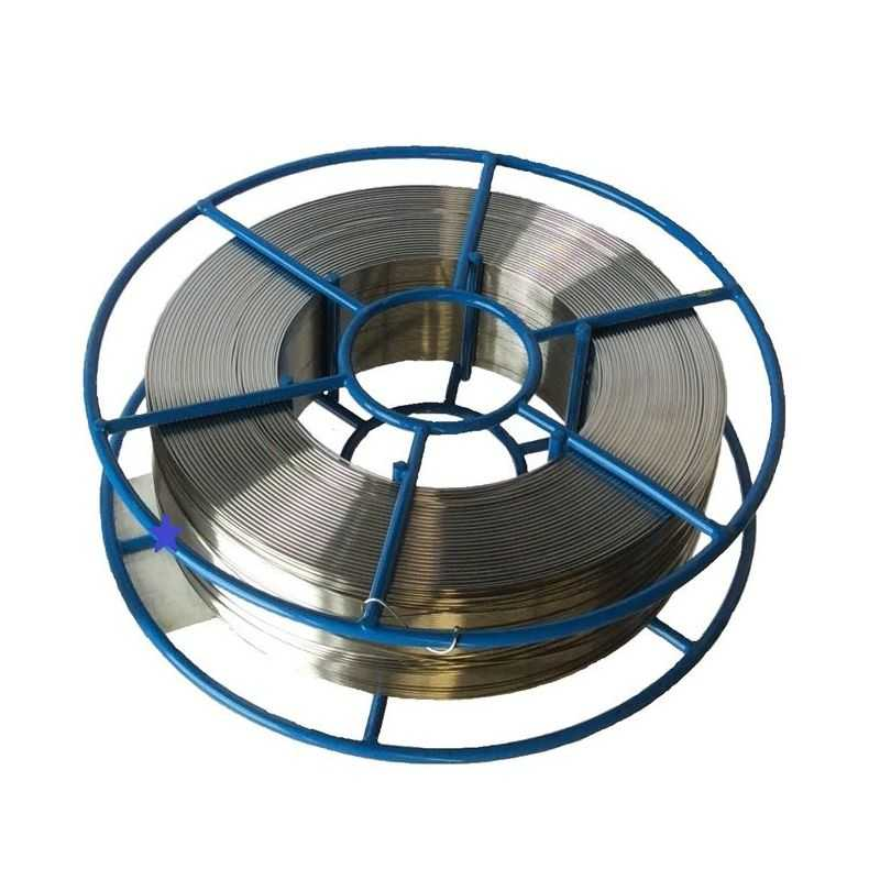 Svejsetråd rustfrit stål V2A afskærmningsgas Ø 0,6-5 mm EN 1,4718 MIG MAG HB600 0,5-25kg,  Svejsning og lodning