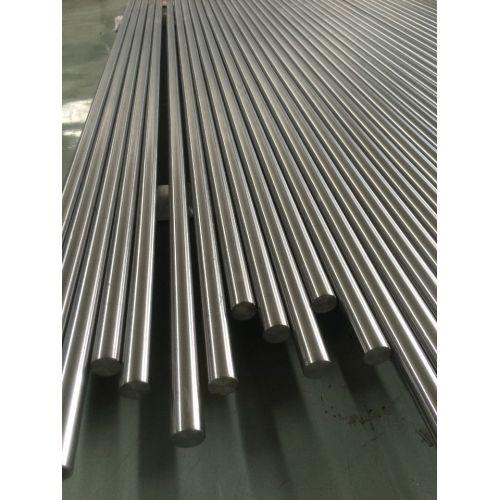Titanium klasse 5 stang Ti 6Al-4V rund stang 3.7164 dia 20-200mm solid skaft 0,1-2,5 meter, titanium
