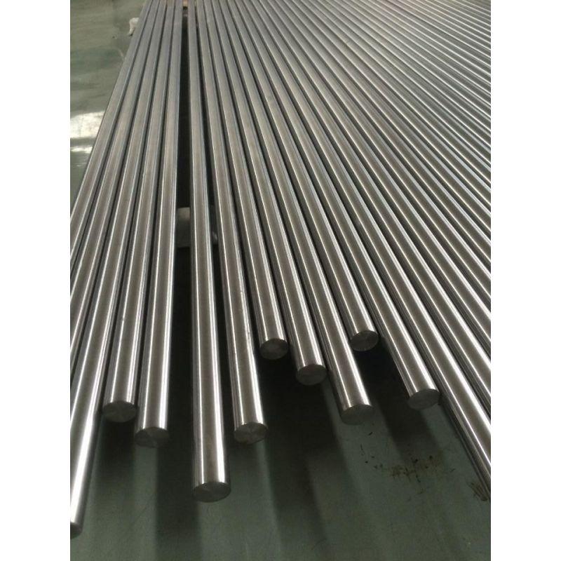 Titanium klasse 2 stang Ø0,8-87mm rund stang 3.7035 B348 massiv aksel 0,1-2 meter, titanium