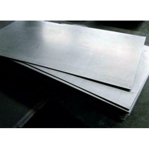 Titaniumplade 0,5 mm 3,7035 ark 2 af klasse 2 skåret 100 mm til 2000 mm, titanium
