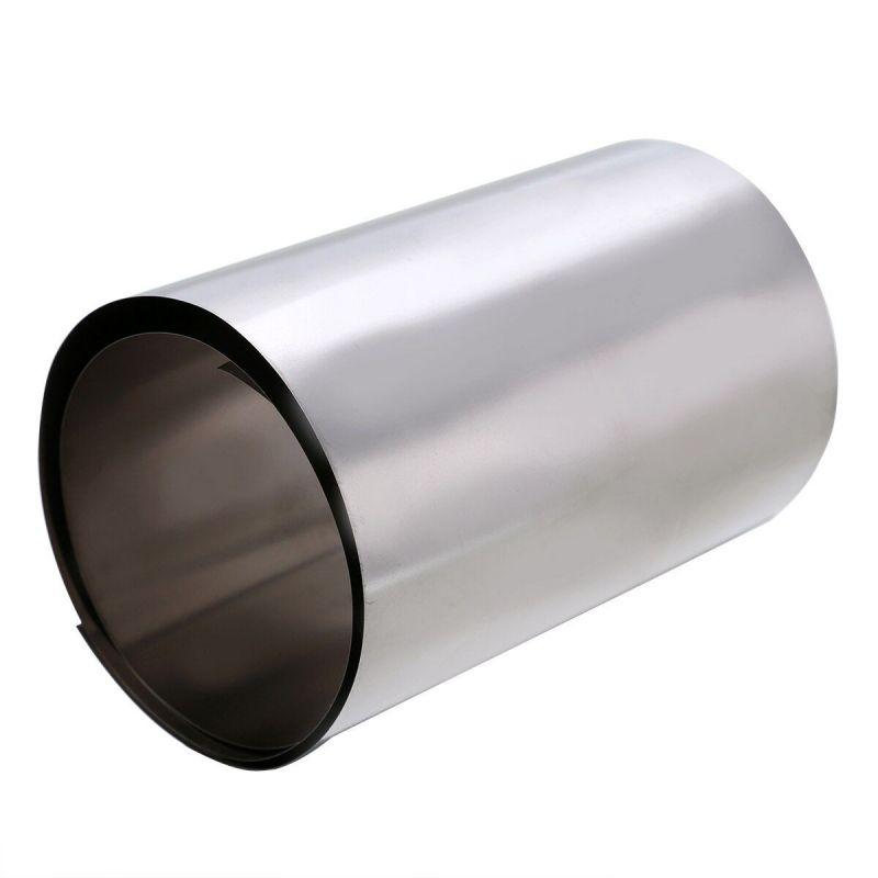 Titanium båndtykkelse 0,1-0,5 mm titanium 3,7025 bredde 100 mm bånd 0,1 meter til 50 meter, titanium