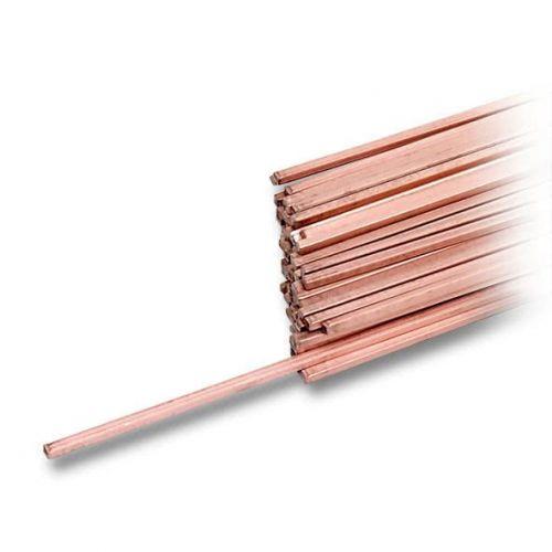 L-Ag15P stænger 2mm kobber-fosfor-sølvlegering 25gr-1 kg loddetråd,  Svejsning og lodning