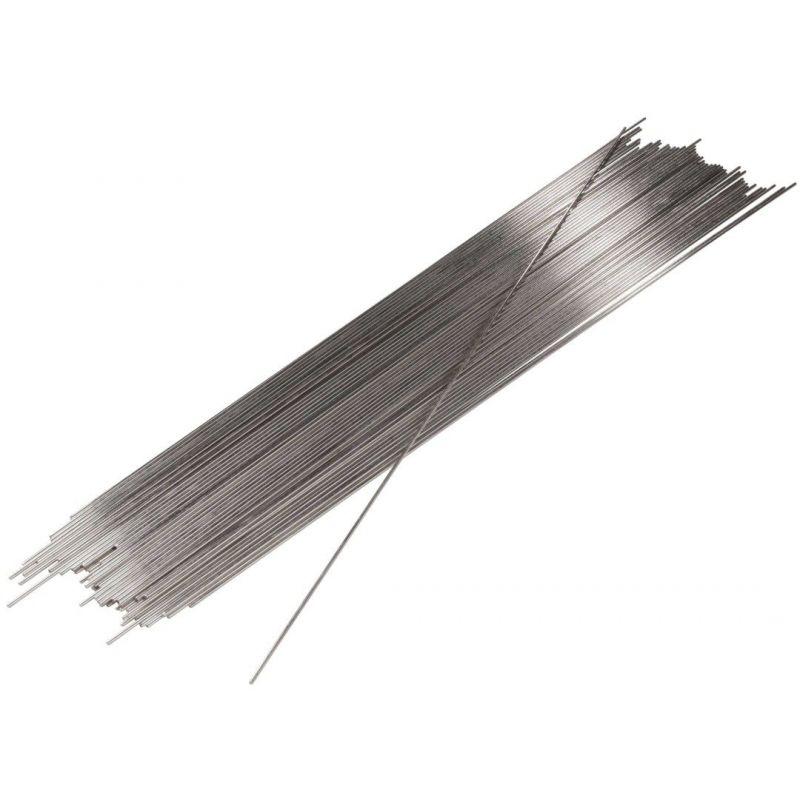 Sølv lodde stænger L-Ag55Sn dia 2mm cadmiumfri 25gr-1 kg lodning,  Svejsning og lodning