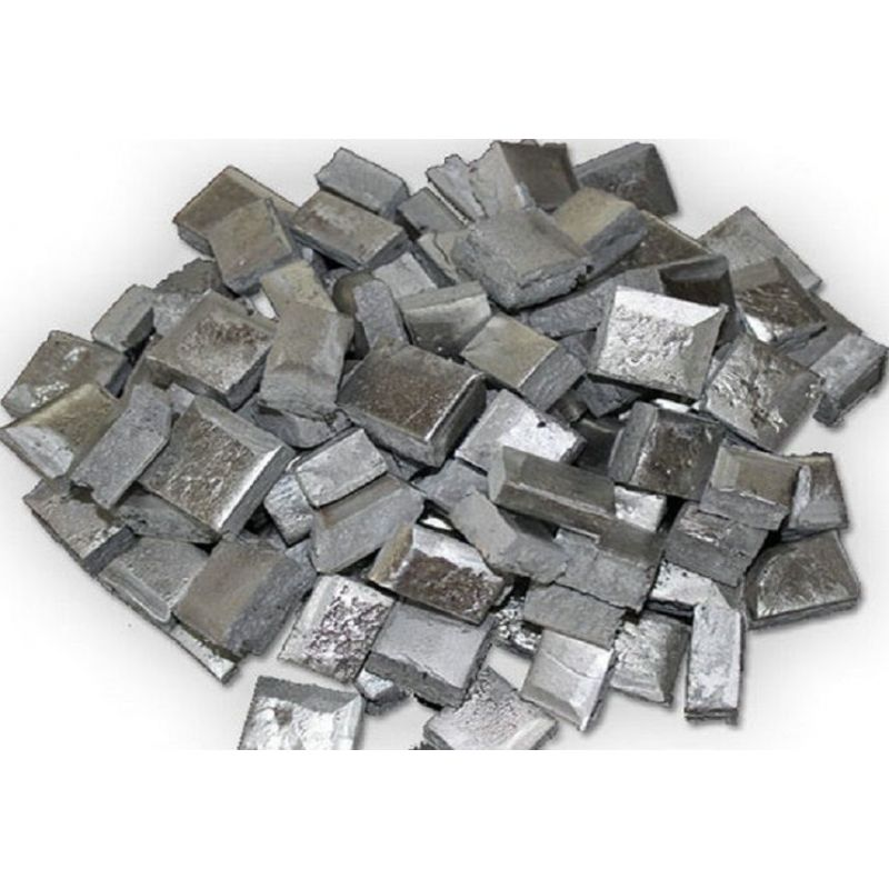Scandium Aluminium AlSc Aluminium 98% Scandium 2% nugget-stænger 5-10 kg