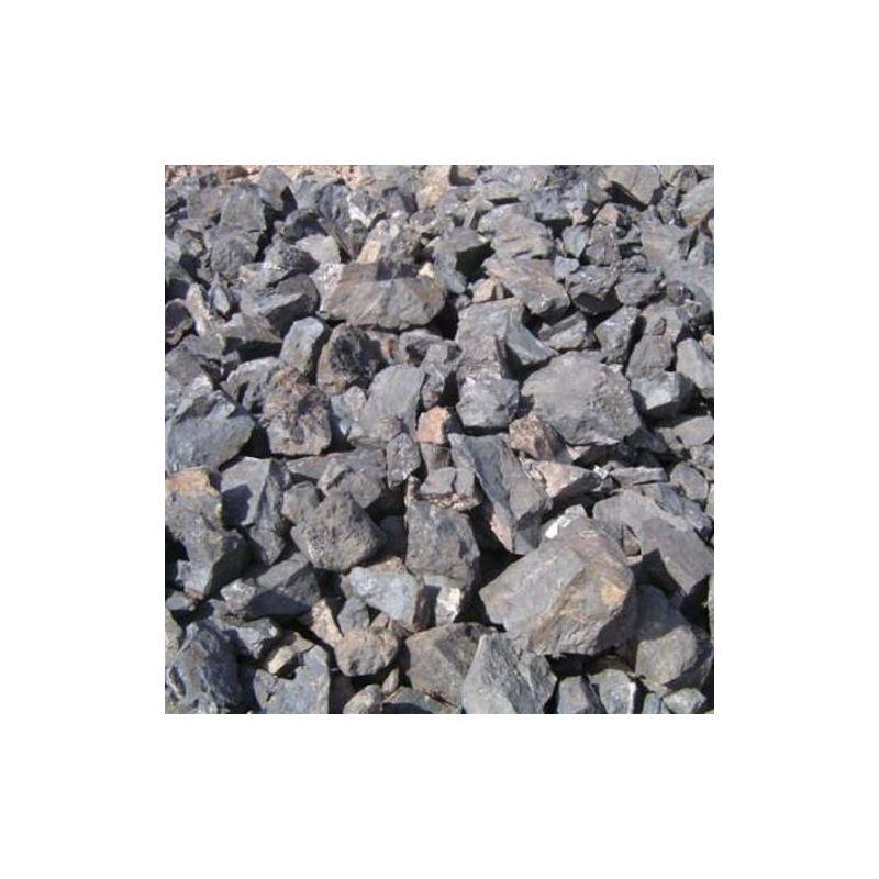 Mangan klump Mn 99,9% Element 25 rent metalgranulat 10 kg Mangan klumper
