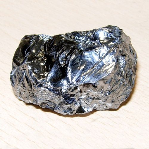 Silicon Metal Si 99,9% rent metalelement 14 nugget 2-10 kg silicium