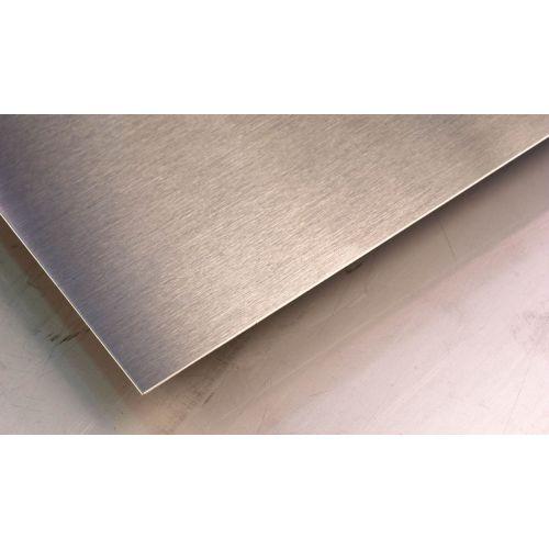 0,5 mm-50,8 mm nikkellegeringsplader 100 mm til 1000 mm Inconel 718 nikkelplader
