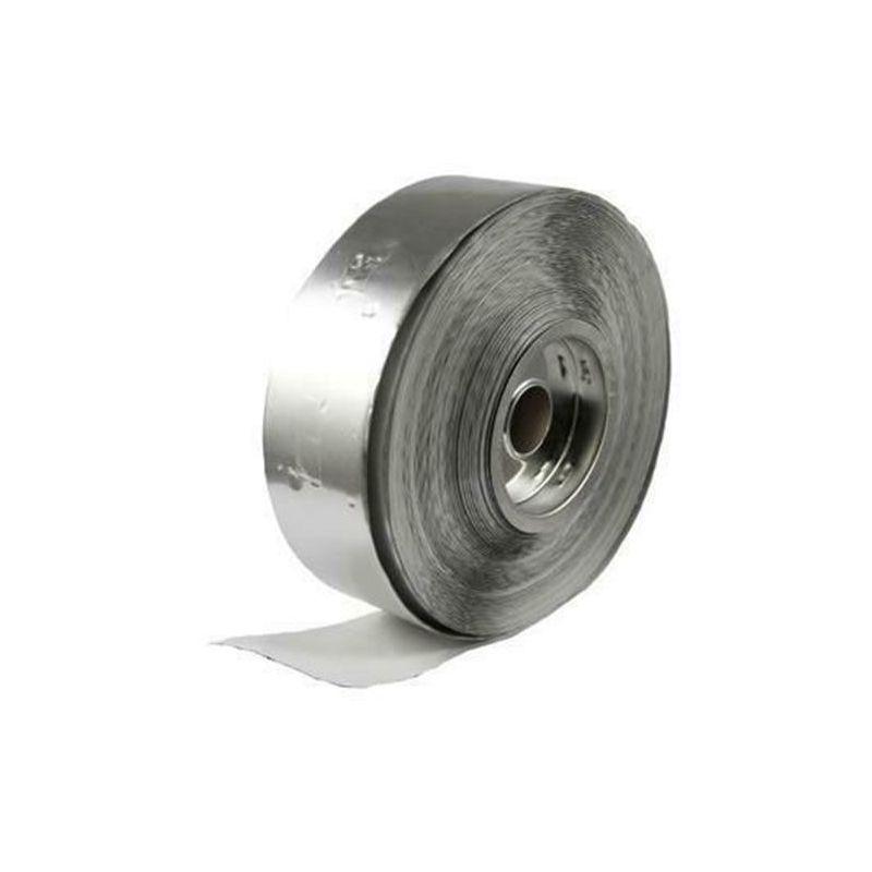 Aluminiumstape, aluminiumsfoliebånd Ø 0,25x110mm, Ø 0,35x110mm, plade 3.3206 ark
