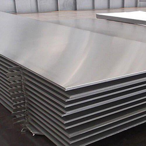 0,7 mm-20 mm nikkellegeringsplader 100 til 1000 mm Inconel 600 nikkelplader