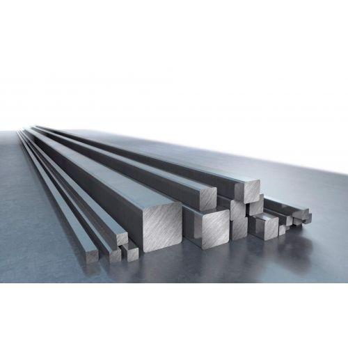 Aluminium firkantet Ø 8-80 mm firkantet stang solid stang firkantet stang