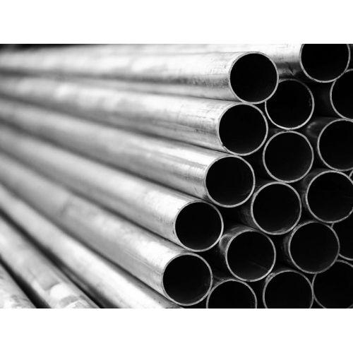 Rundt rør, stålrør, gevindrør, gelænderrør dia 7x1,2 til 80x2mm