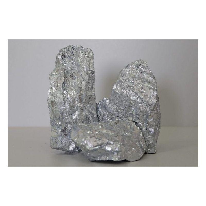 Krom Metal Cr 99% rent metalelement 24 nugget 10 kg krom
