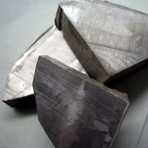 Lithium høj renhed 99,9% metalelement Li 3 bar 5gr-5kg