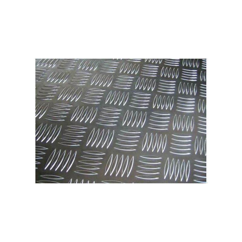 Aluminiumskontrolplade 2,5 / 4 mm plader Al-plader Aluminiumsplade tyndt ark kan vælges