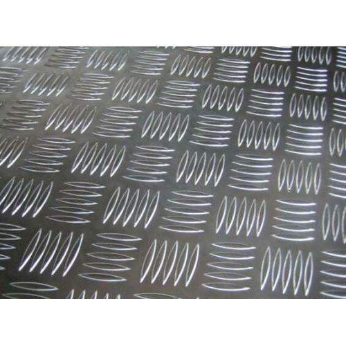 Aluminiumskontrolplade 3 / 5mm plader Al-plader Aluminiumsplade tyndt ark kan vælges