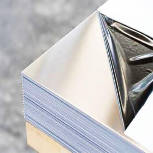 Aluminiumsplade 2 mm plader Al ark tyndt ark, der kan vælges 100 mm til 1000 mm