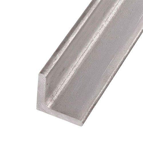 Rustfrit stål L-profil vinkelbenet 40x40x4mm-60x60x6mm 0,25-2 Met