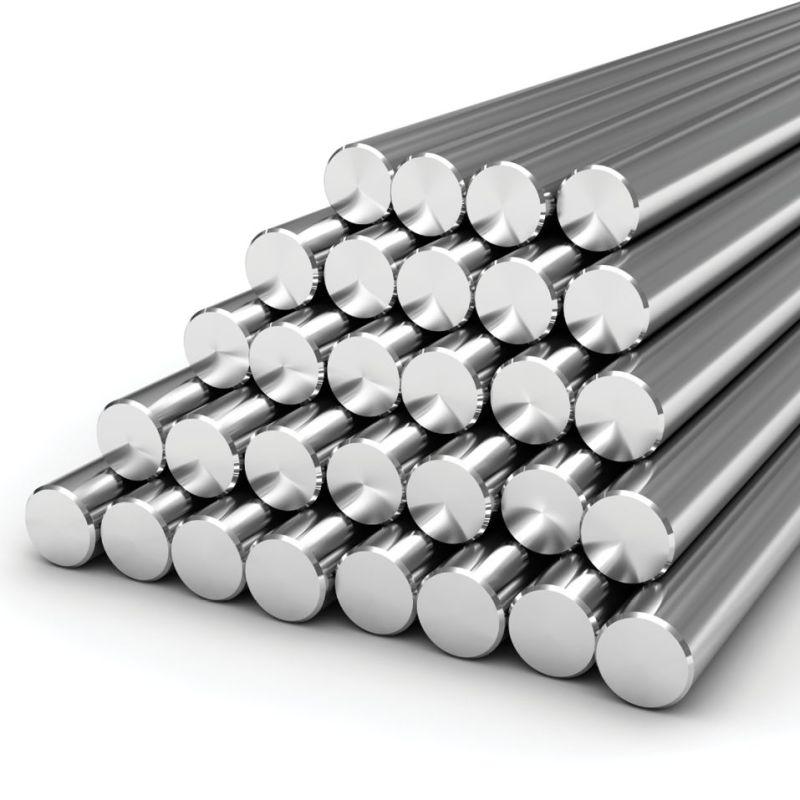 Rustfri stålstang 2-120mm Gost 08x18h10t rund stangprofil rund stålstang 0,5-2 meter