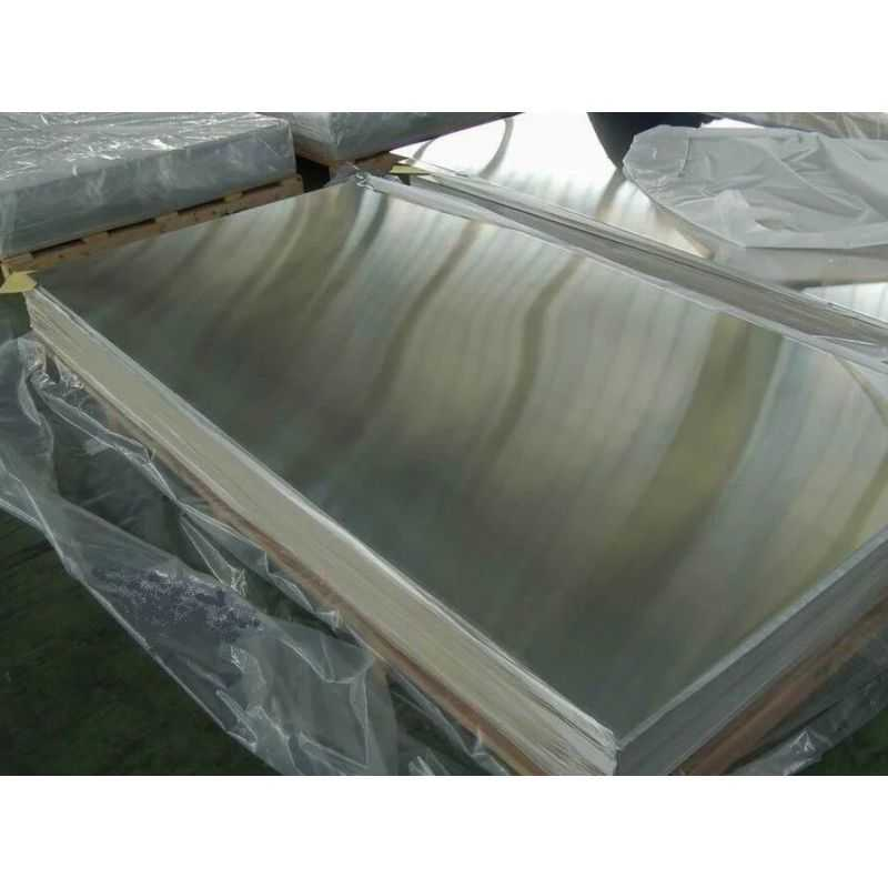 D16 ark 8mm plade 1000x2000mm GOST stål