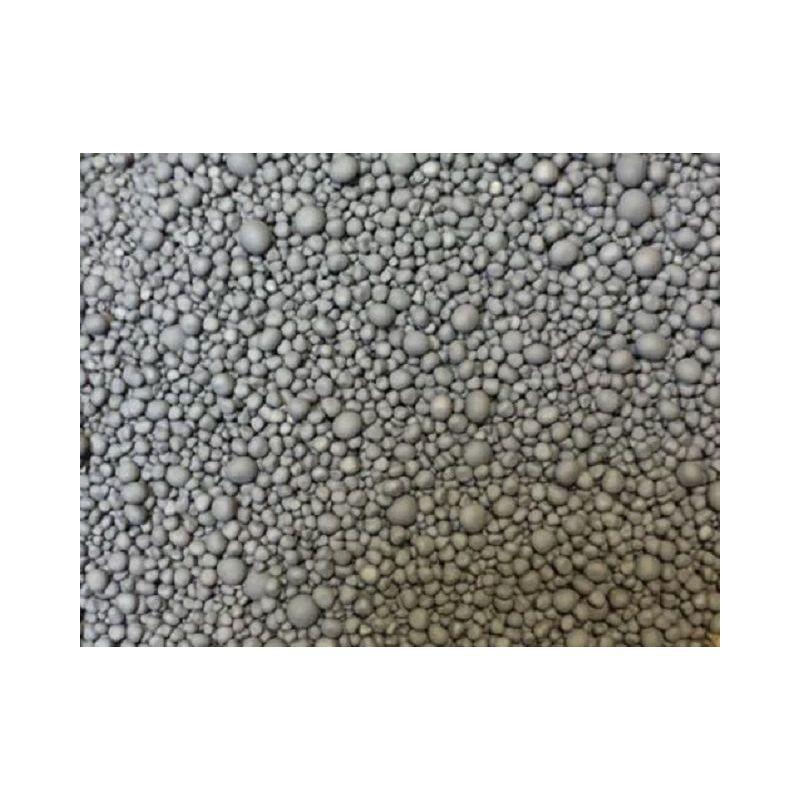 Silicium Si 99,99% rent metalelement 14 Si granulater fra 5 gram til 5 kg