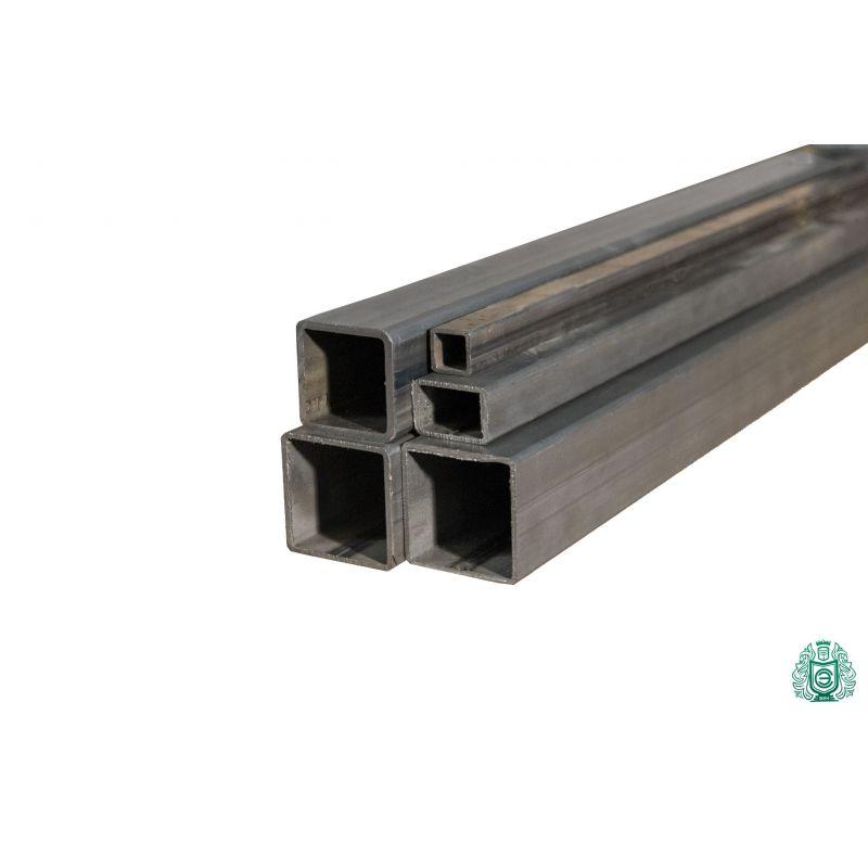 Firkantrør stålrør hul profil stål firkantrør dia 12x12x1,5 til 100x100x3 0,2-2 meter
