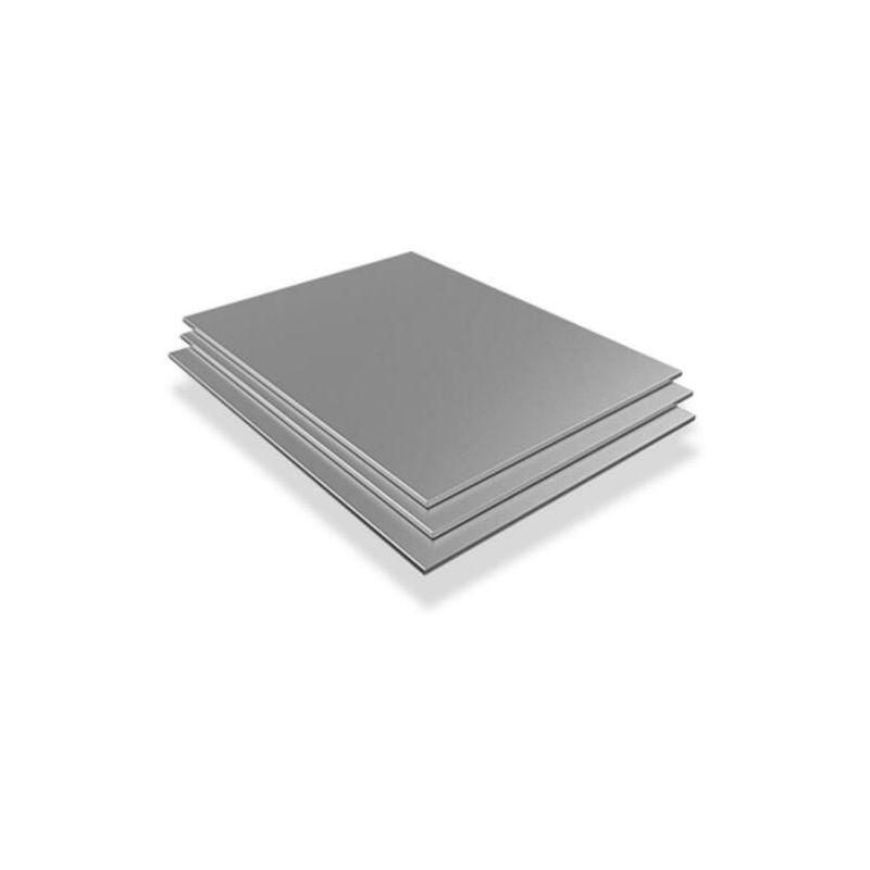 Rustfrit stålplade 0,5 mm V2A 1.4301 arkplader skåret fra 100 mm til 2000 mm metalplade