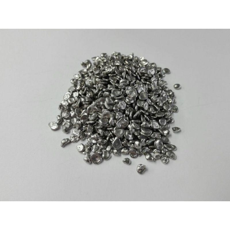 Rosemetal BiPbSn lavsmeltende legering granulat loddemetal 5gr-5kg