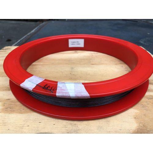 Wolframtråd 99,9% fra Ø 0,02 mm til Ø 5 mm rent metalelement 74 Tråd wolfram