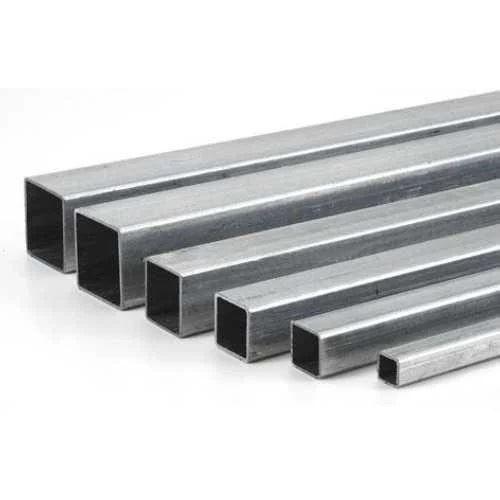 Rustfrit stål 304 firkantet rør 20x20x2mm-60x60x2mm firkantet rør 2 meter
