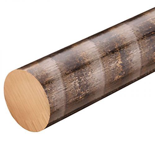 Stang Ø15-200mm bronze 2.1090 rund stang CuSn7Zn4Pb7 stang rundt materiale 2 meter