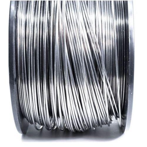 Zinc wire 2mm 99,9% til elektrolyse galvanisering håndværk wire anode smykker wire