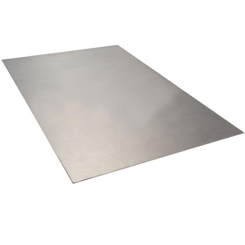 Pladestål 5-12mm S235 plader Ark stålplade 100 mm til 1000 mm
