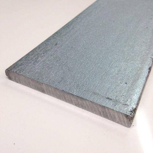 Rustfrit stål 0,5-5 mm flad bar Lang 1500 mm V2A strimler flade plader strimler fladt jern