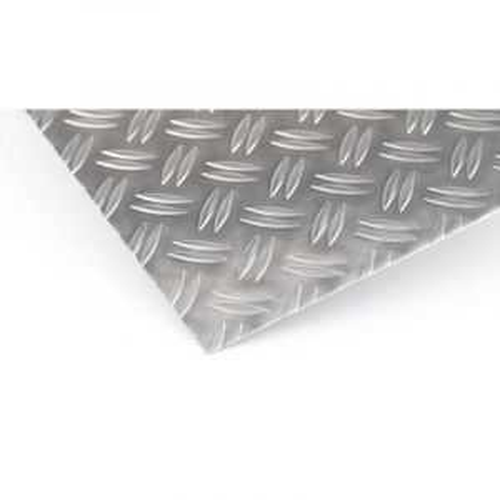 Aluminiumskontrolplade 1,5 / 2mm - 5 / 6,5 mm Duett-plader Al-plader Aluminiumsplade tyndt ark