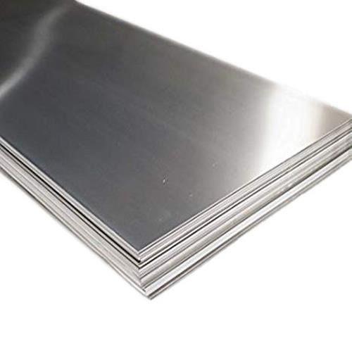 Rustfrit stålplade 8mm V4A 1.4571 Plader Ark skæres 100 mm til 2000 mm