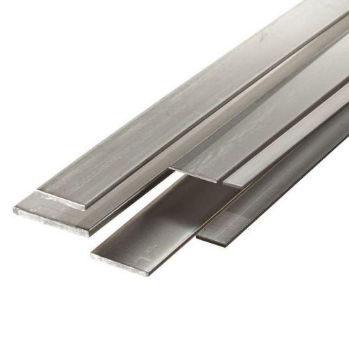 Flade stålstænger 30x2mm-90x12mm strimler af metalplader skåret til 2 meter