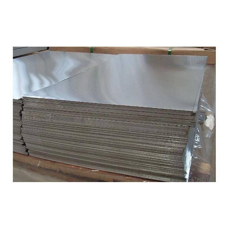 Aluminiumsark 6 mm plader Al ark tyndt ark kan vælges 100 mm til 2000 mm