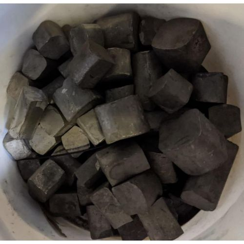 Wolframskrot W 99,9% element 74 Nugget rent metal 1gr-10kg wolfram