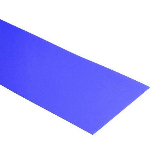 Stål fladstang 0,5 mm farvebåndsplade, skåret i størrelse 0,2-1 meter