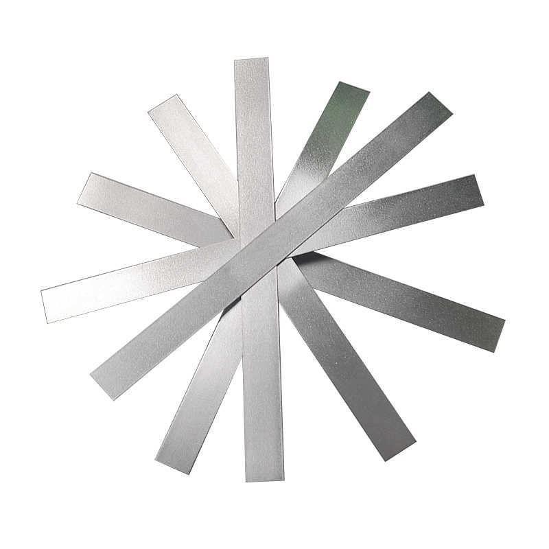 Flad stangnikkel 20x1mm-90x4mm 2.4060 strimler af metalplader skåret til 250-1000mm