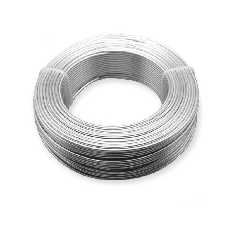 Ø 0,5-5 mm aluminiumtrådbindingstråd havetrådshåndværk 2-750 meter